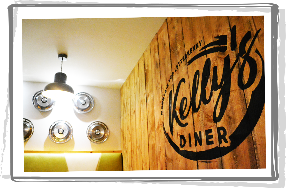 Kelly's Diner, Mountain Top, Letterkenny